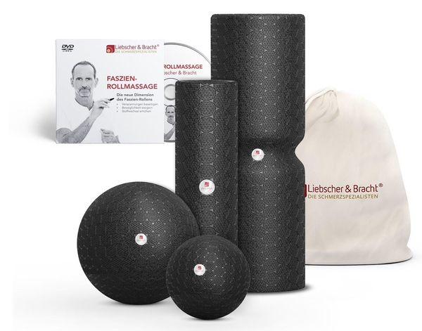 Liebscher Bracht Faszien-Massage Set DVD