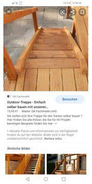 Suche eine Garten treppe 1
