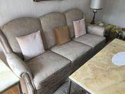 Vintage Couch mit Sesseln