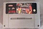 WWF Super WrestleMania Super Nintendo