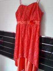 Neuw schönes Seiden Kleid größe