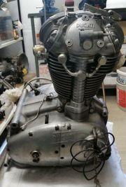 Ducati Mark 3 Königswelle Motor