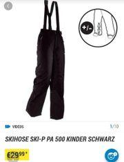 Skihose wie neu Gr 152-164cm
