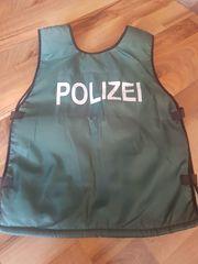 Kinderkostüm Faschingskostüm Kostüm Polizei Gr