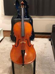 Meister-Cello original 4 4 Cello