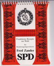 Frankfurter Rezepte zur Wahl