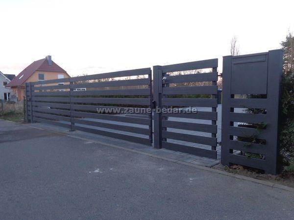 Metall Zäune Geländer Tore Zaune