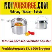 Tatonka Kochset mit geringem Packmaß