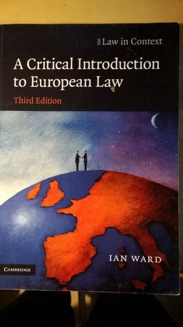 EU Europa Literatur Politische Bildung