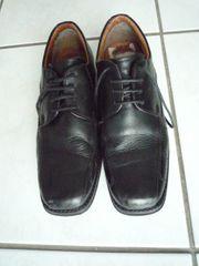 Festliche schwarze Schuhe - Kommunion - Hochzeit - Jungen