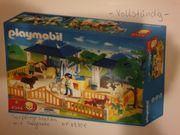 Playmobil Tierpflegestation mit Freigehege 4344