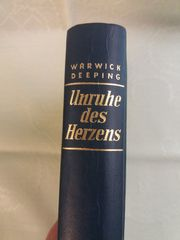 Unruhe des Herzens - Warwick Deeping