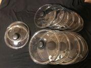 Glasdeckel für Töpfe und Pfannen