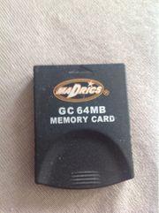 Nintendo Game Cube 64 MB