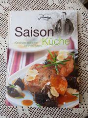 Saison Küche - Kochen mit den