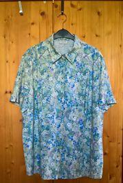 Jersey-Bluse Größe 50