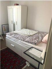 IKEA BRIMNES Schrank und Bett