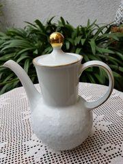 Nostalgische formschöne Teekanne von Wunsiedel