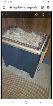 Klafs-Sauna Ofen Professionelles