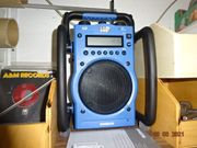 Sangean U3 Baustellenradio NEU