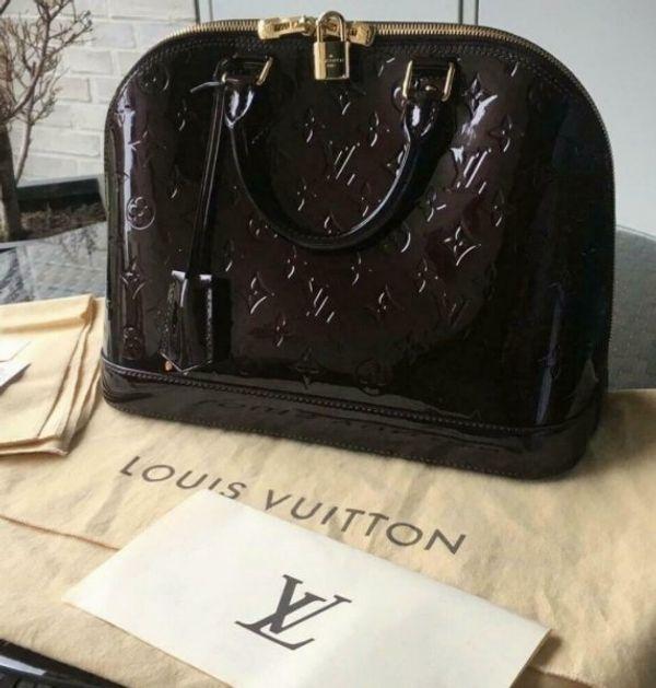 124ab86b58539 Louis Vuitton Alma PM Handtasche in Leipzig - Taschen