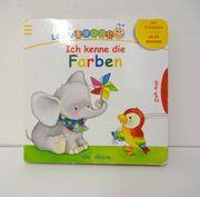 Baby- Kinderbücher Buch Lernraupe - Ich