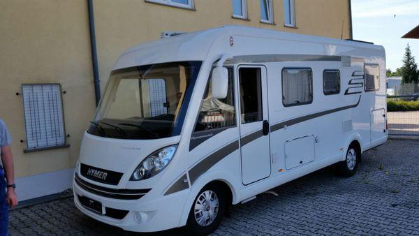 Wohnmobil Hymer B-Klasse 588 Premium