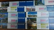 1000 Teile Puzzles von Ravensburger