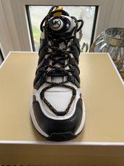Michael Kors Sneaker Leder grosse