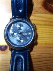 Herren Quarz Chronograph neuwertig Japan