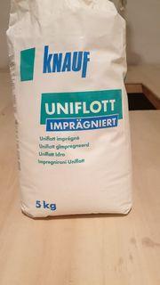 1 Sack Knauf Uniflott Imprägniert