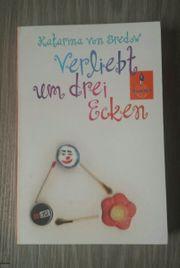 Buch Verliebt um drei Ecken