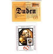 Briefmarken BRD Maximumkarten Götz v