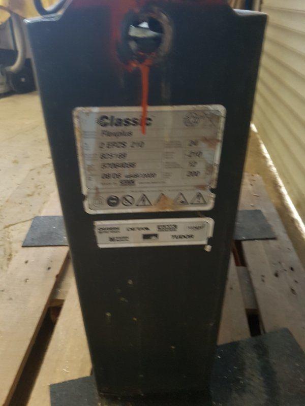 Deta Flex Staplerbatterie 24Volt 210