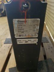 Staplerbatterie 24Volt 210 Ampere