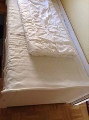 Kajütbett für 2 Personen zu