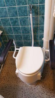 Invacare H430A 2 Toilettensitzerhöhung mit