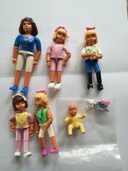 Lego Belville Figuren 6 Stück