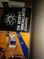 Kosmos Elektronik-Labor XG Grundkasten gebraucht