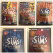 17 SIMS 1 2 PC-Spiele