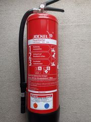Jockel 6 Liter Dauerdruck Schaumlöscher