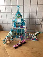 Elsas magischer Eispalast Disney Lego