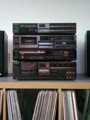 Sony Stereoanlage 1985 Vintage von