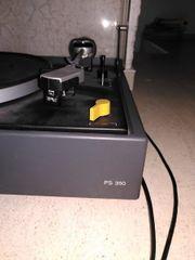 Braun Plattenspieler PS 350