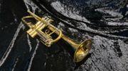 Consul Amati Jazztrompete inkl Koffer