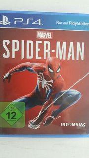 Spiderman PS4 Spiel
