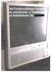 Gr Fernsehen und 100 li