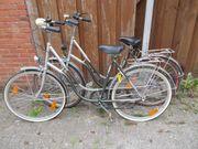 2 Damen Kinder Fahrrad Hollandrad