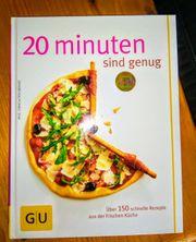 Kochbuch 20 Minuten sind genug