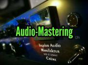 Professionelles Audio Mastering mit analoger